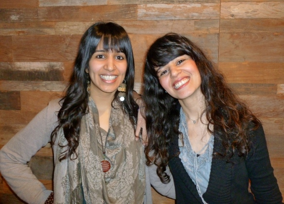 Farnoosh and Fara