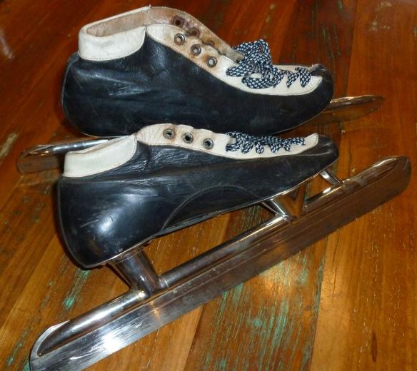 Irina's skates